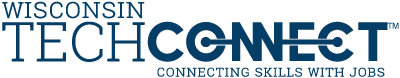 Wisconsin TechConnect Logo