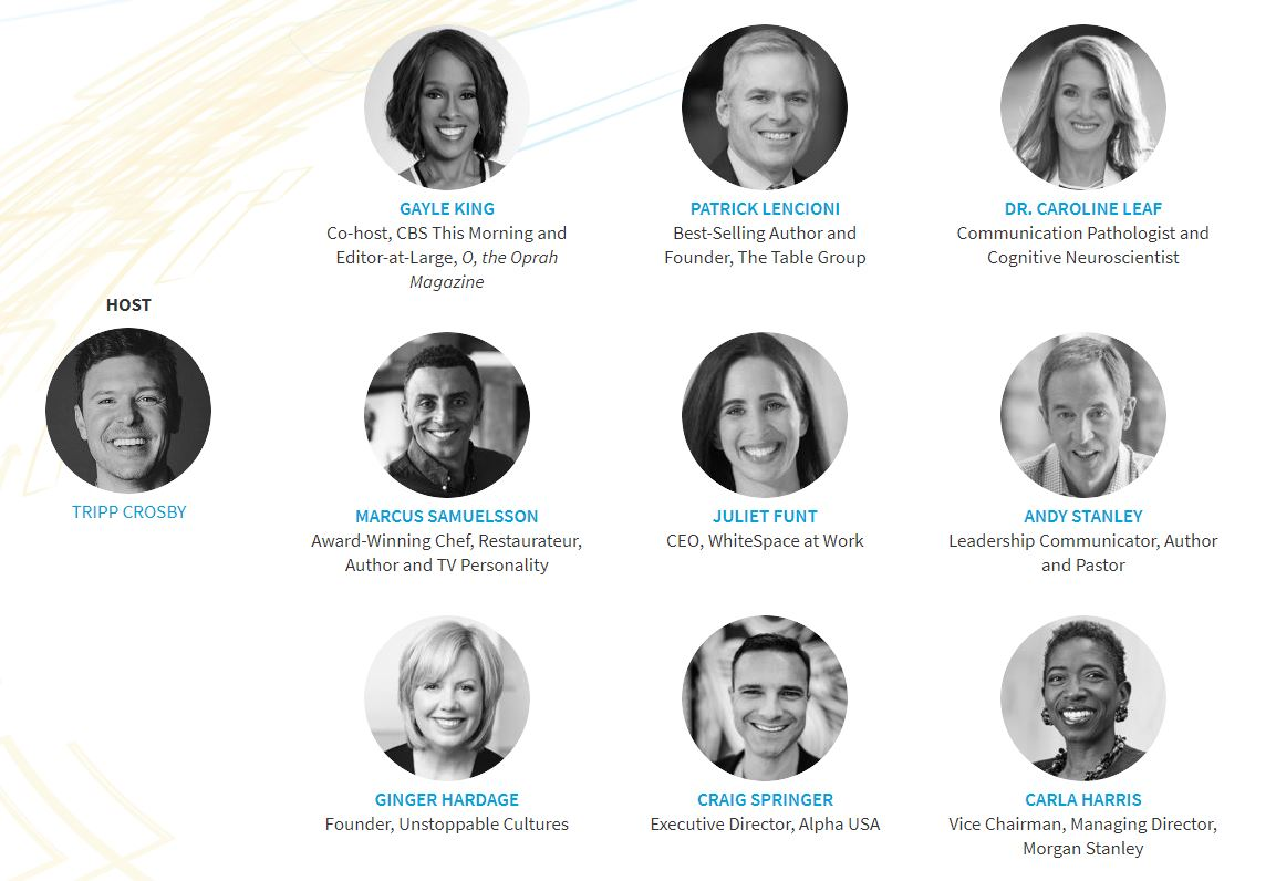 Leadercast 2019 - Conferences, Seminars, and Workshops