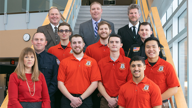Wausau Law Enforcement Graduates