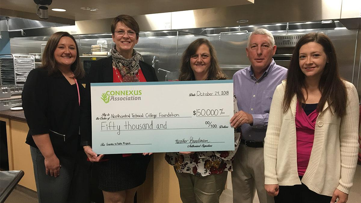 Connexus Association Donates $50,000