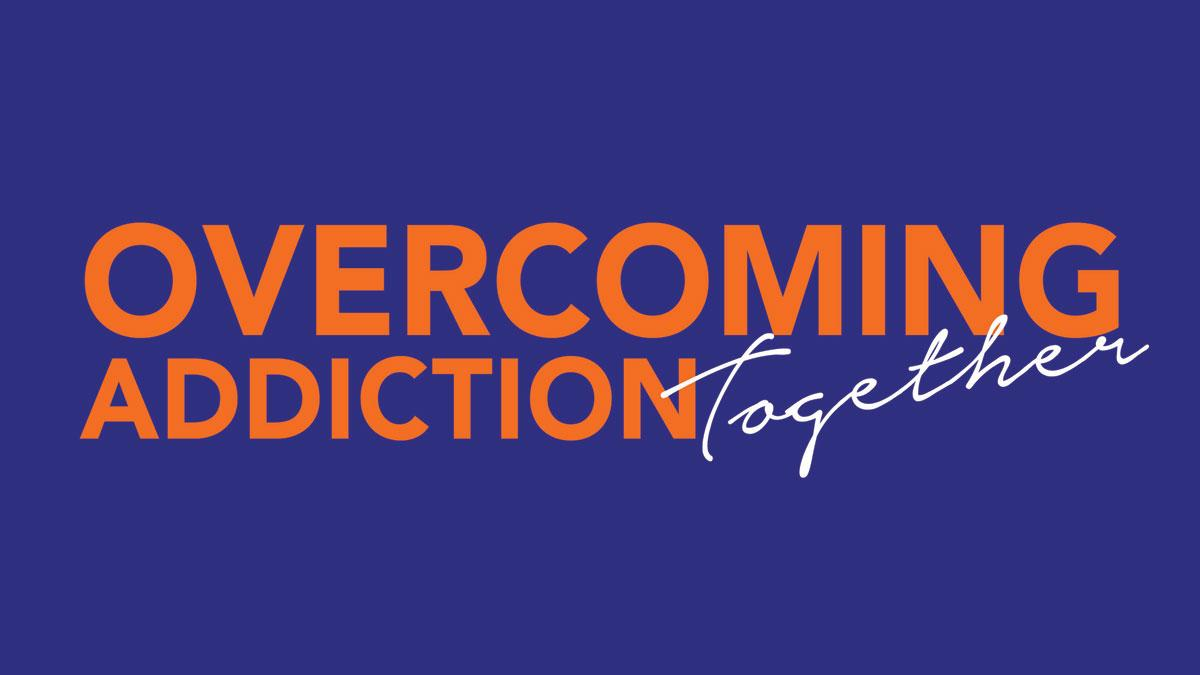 Overcoming Addiction Together News Header